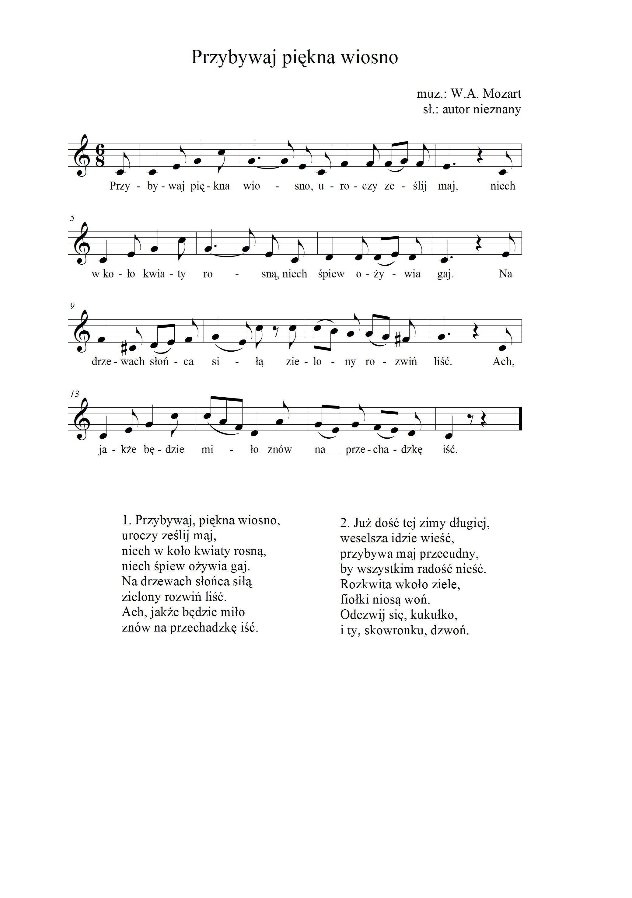 Materiały Ogólnodostępne Wychowanie Muzyczne
